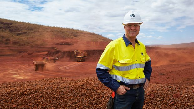 CEO Nev Power is stepping down as Fortescue CEO in February.