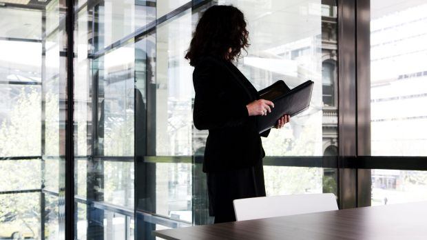 In its Australia and New Zealand business, women fill about 40 per cent of senior roles.