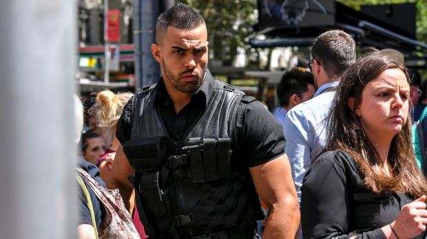 Armed Security Guard Jobs Melbourne