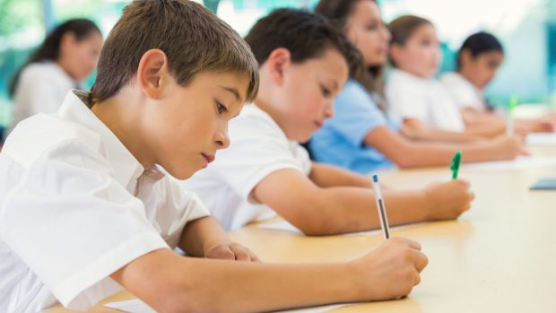 Computers will mark NAPLAN writing tests from next year.