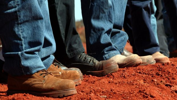 The end of the mining boom has left many question marks over Australia's economy.