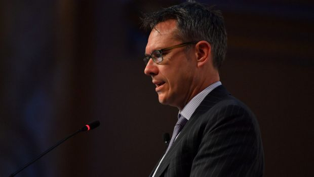 Guy Debelle, deputy governor of the RBA.