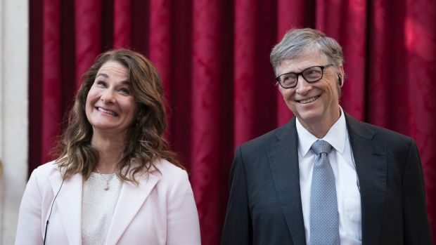 Bill and Melinda Gates direct their philanthropic efforts through their foundation, which has made $US41 billion in ...