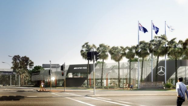 Mercedes-Benz Sydney is converting its Airport Express site to its first, exclusive AMG showroom in Australia.