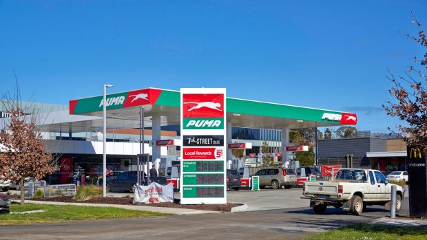 A portfolio comprising a total of 17 petrol stations in Victoria, NSW and Queensland is for sale.