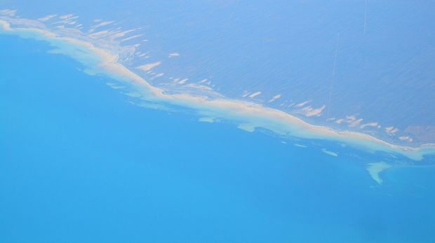 The Spencer Gulf coastline, where the Seawater Pumped Hydro project has been trialled.