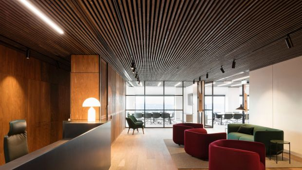 VAGO's new office needed to be less corporate but still professional and accessible.