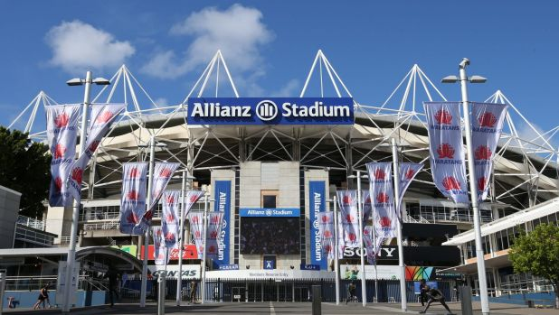 Allianz Stadium is due to be knocked down next year.