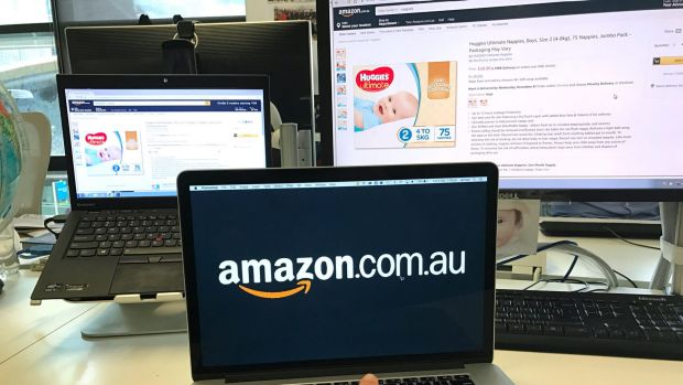 Amazon says its launch in Australia has beat its own expectations.