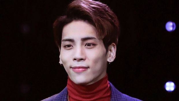 Kim Jong-hyun of K-pop group SHINee.