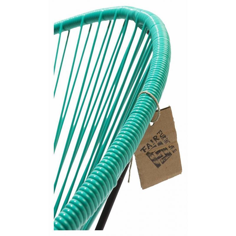 Condesa Chair Aquaturquoise