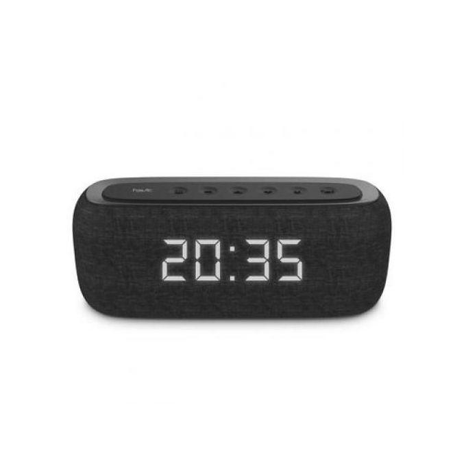 Havit Bluetooth Wireless Speaker With Alarm Clock M29 - Black