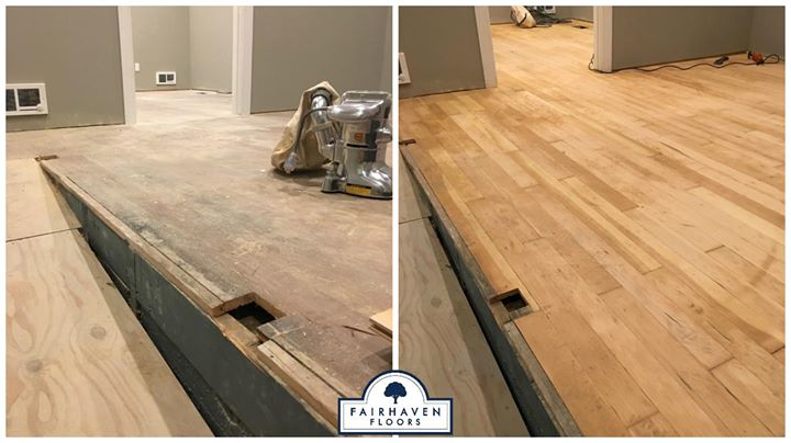 Breathing New Life Into These Floors We Have A Feeling They