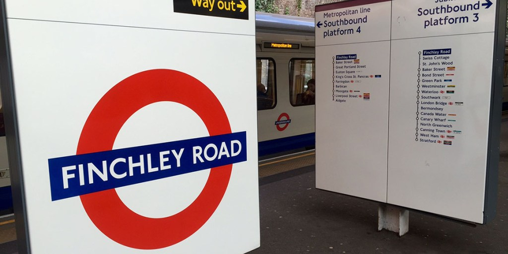 Finchley Road tube