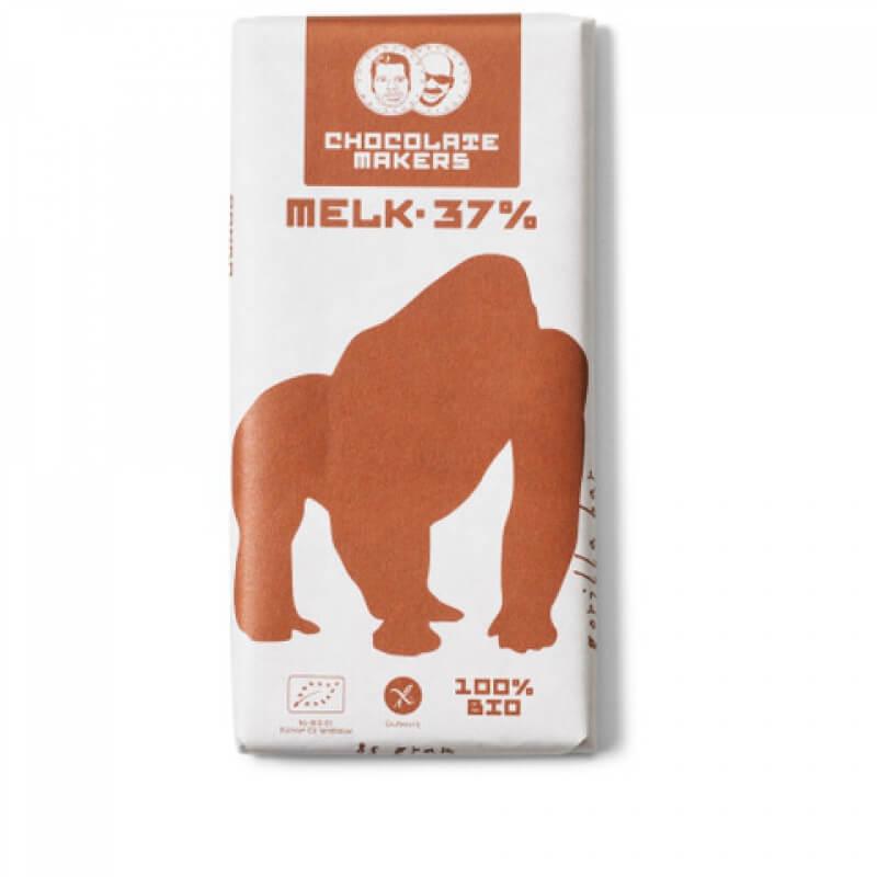 ChocolateMakers gorilla melk