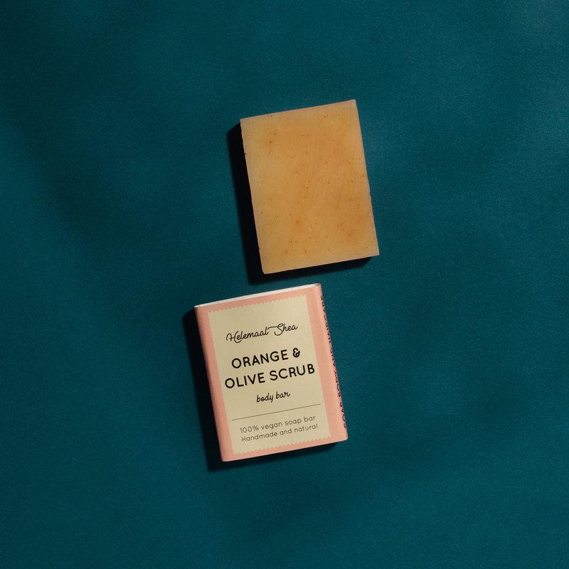orange olive scrubzeep minibar HelemaalShea