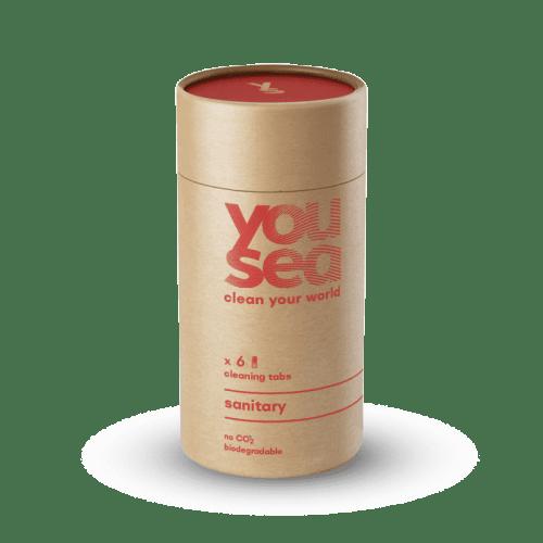 Eco Sanitair Schoonmaaktabs van YouSea