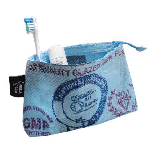 duurzame toilettas van rice & carry