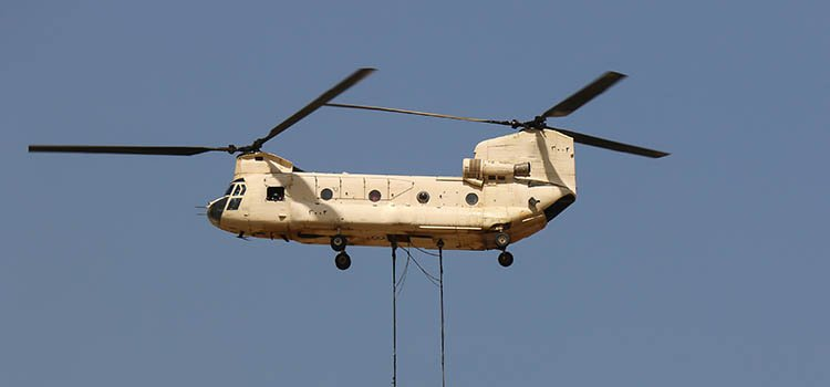 Helicopter Recovery Services