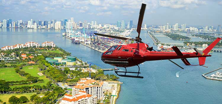 Helicopter Rides and Tours