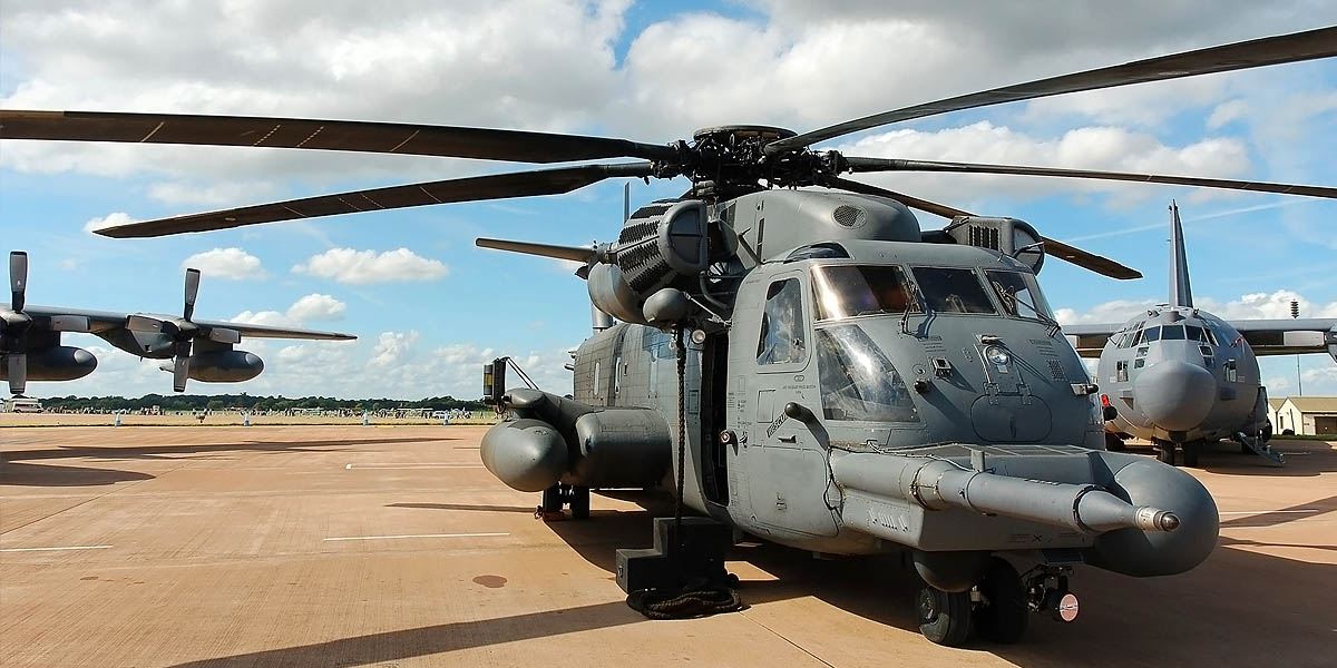 Top 7 Heavy Lift Helicopters