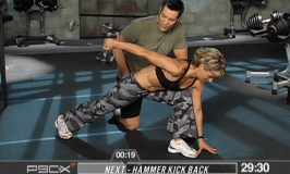 P90X Plus 2011: Day 1 – Starting Off with a Wince