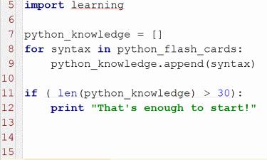 python_flash_cards