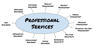 Professional Services Map