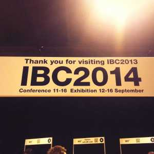 IBC2013 Ends