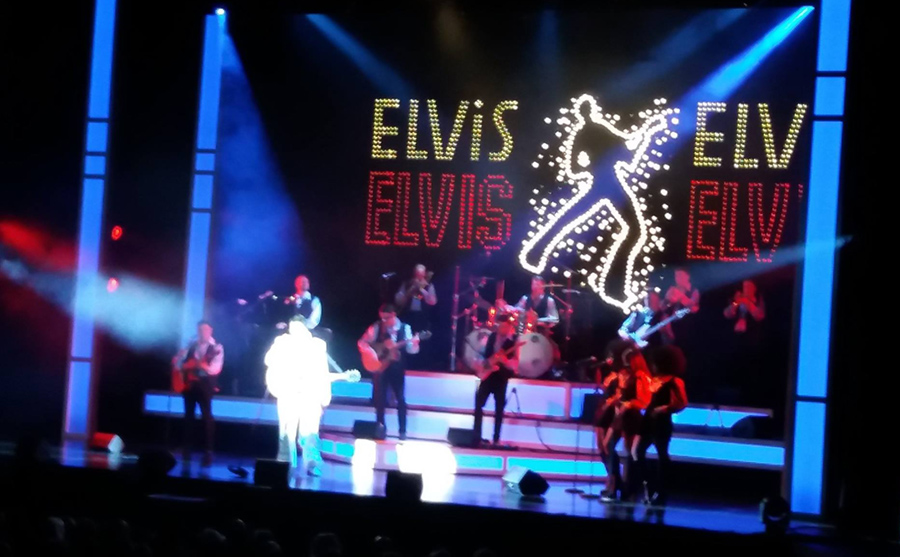 This is Elvis!