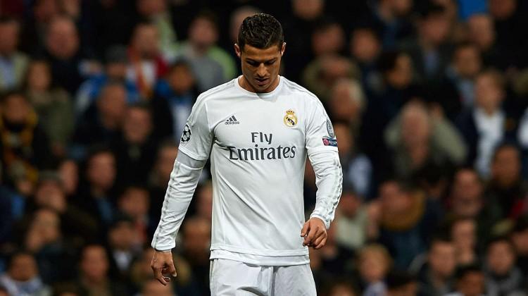 Cristiano Ronaldo não começou a temporada em Espanha da melhor forma. [Foto: msntime_com]