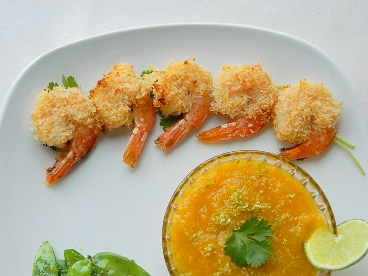 Tattooed Martha - Coconut Shrimp and Mango Sauce (13)