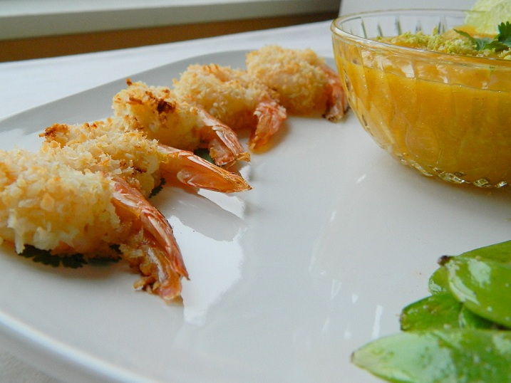 Tattooed Martha - Coconut Shrimp and Mango Sauce (14)