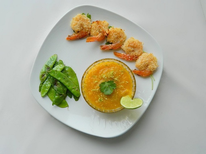Tattooed Martha - Coconut Shrimp and Mango Sauce (15)