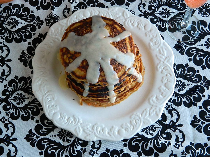 Tattooed Martha - Carrot Cake Pancakes (15)