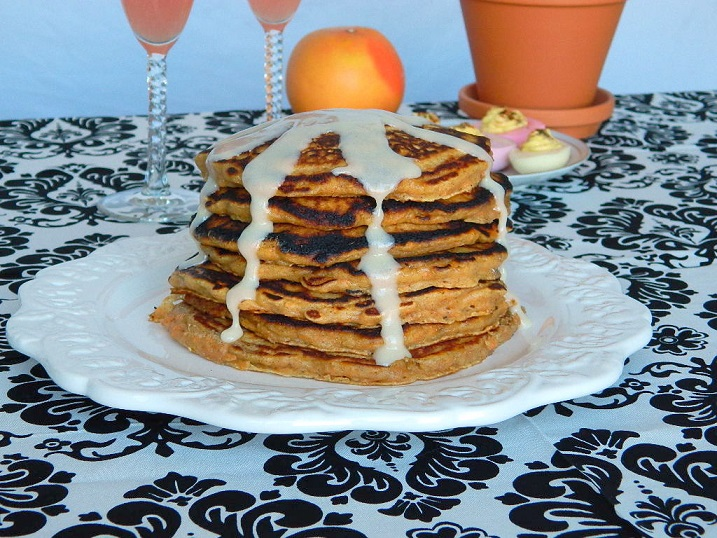 Tattooed Martha - Carrot Cake Pancakes (9)