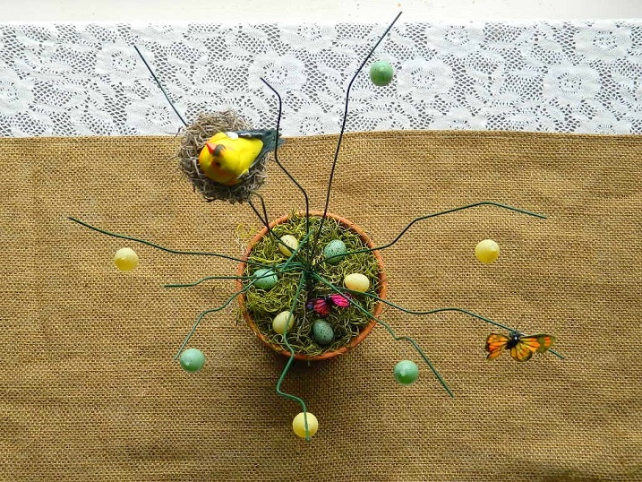 Tattooed Martha - DIY Easter Tree (10)