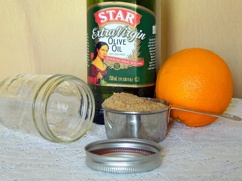 Tattooed Martha - Brown Sugar and Fresh Orange Body Scrub (1)