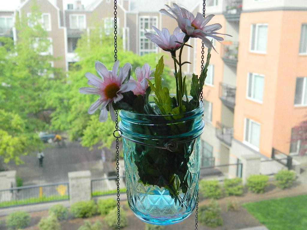 Tattooed Martha - Hanging Mason Jar Planters (16)