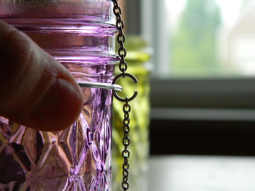 Tattooed Martha - Hanging Mason Jar Planters (6)
