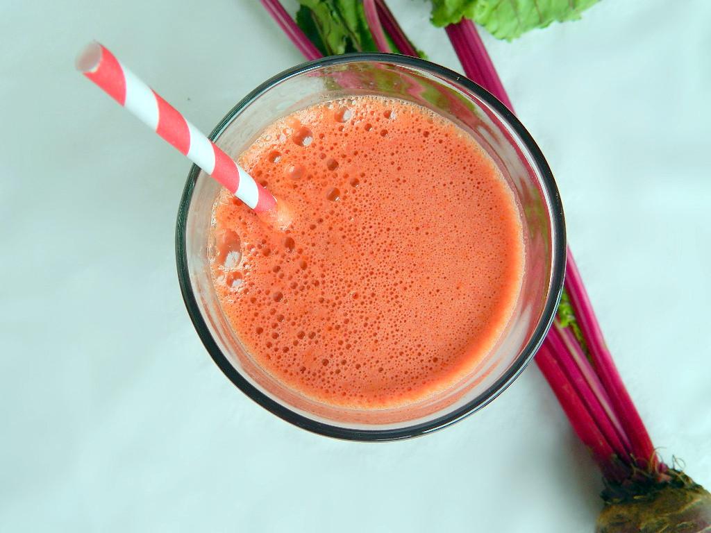Ruby Red Beet Juice