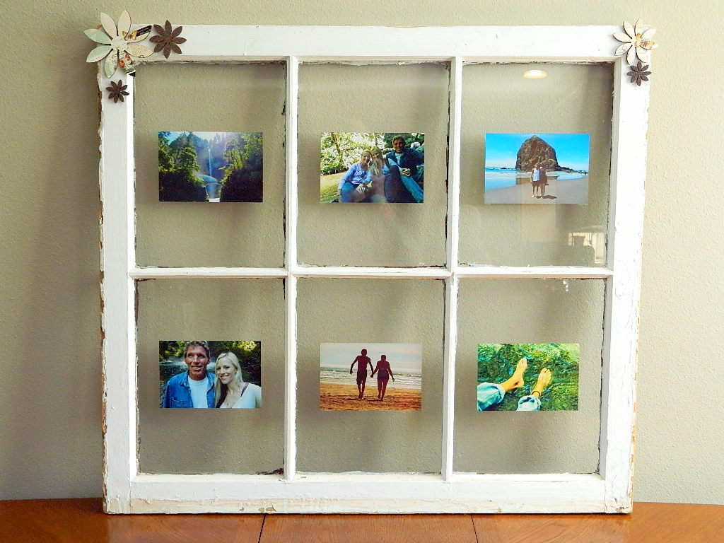 Tattooed Martha - Rustic Picture Window Frame (15)