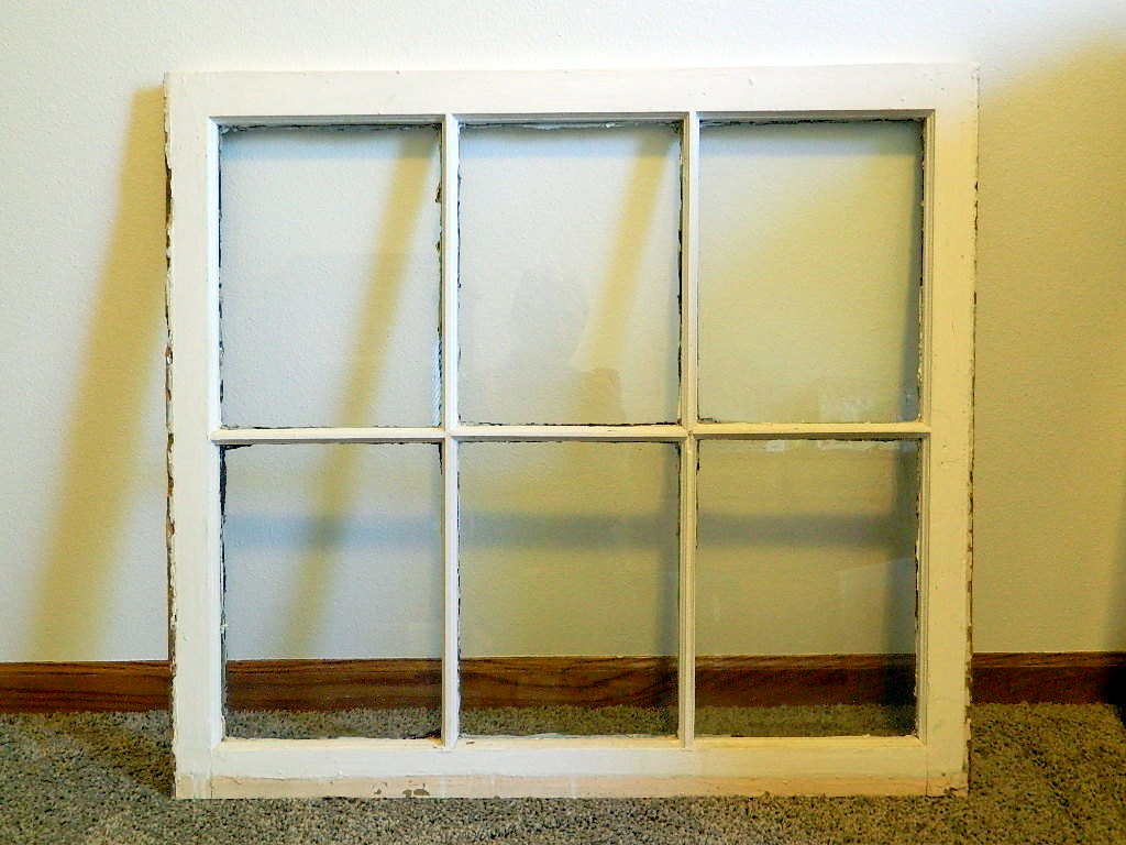 Tattooed Martha - Rustic Picture Window Frame (4)