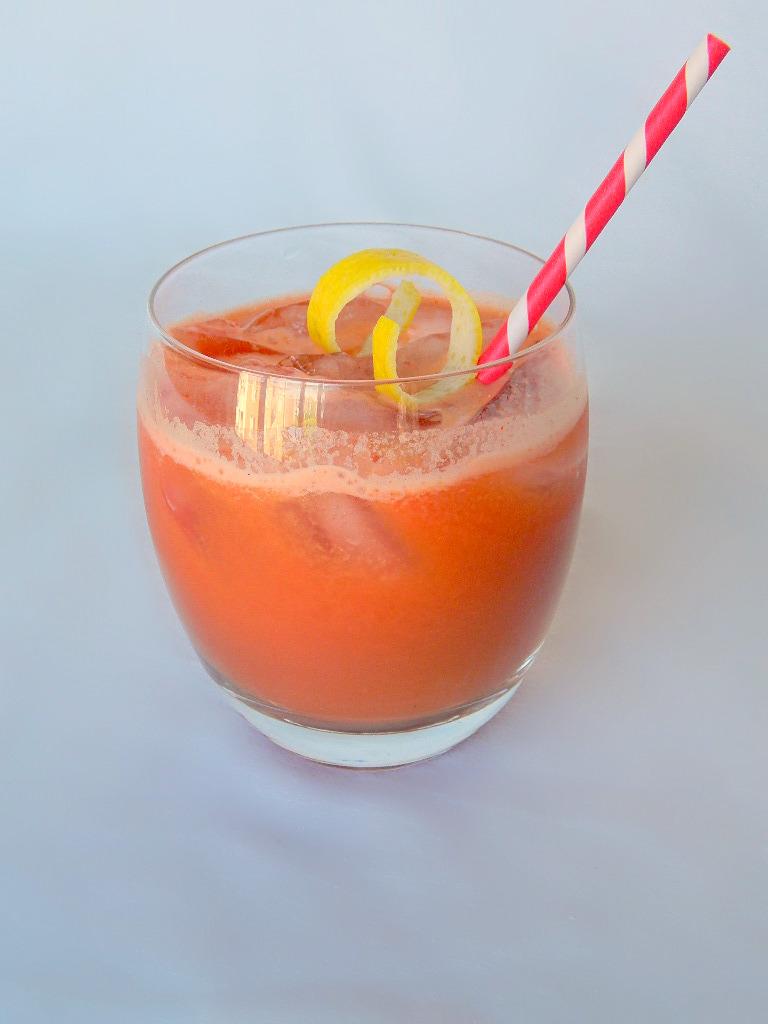 Summer Citrus Ginger Juice