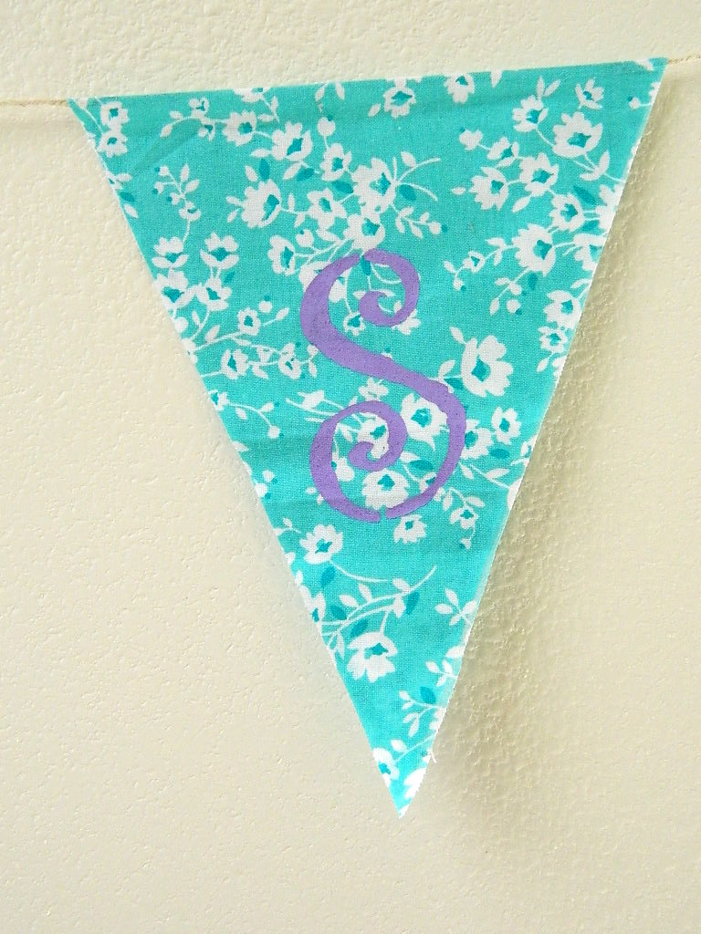 Tattooed Martha - No-Sew Scrap Fabric Banner (13)