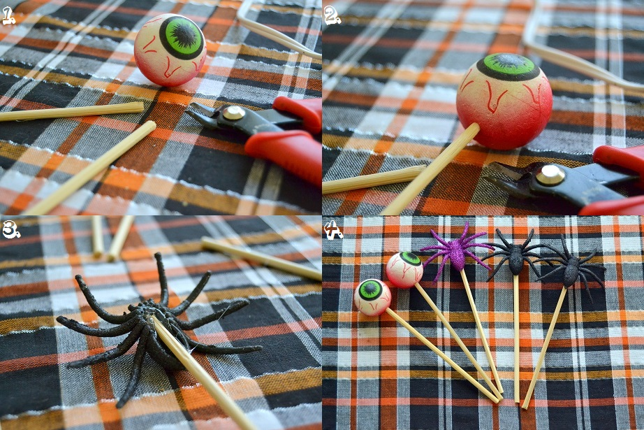 Tattooed Martha - DIY Halloween Cocktail Stir Sticks (2)