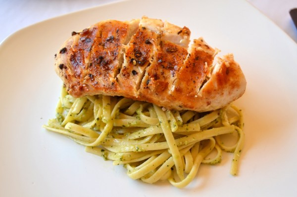 Tattooed Martha - Basil Pesto Linguine with Chicken (3)