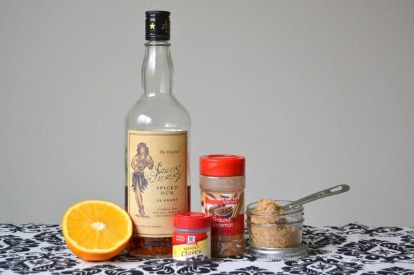 Tattooed Martha - Citrus and Rum Glazed Ham (1)