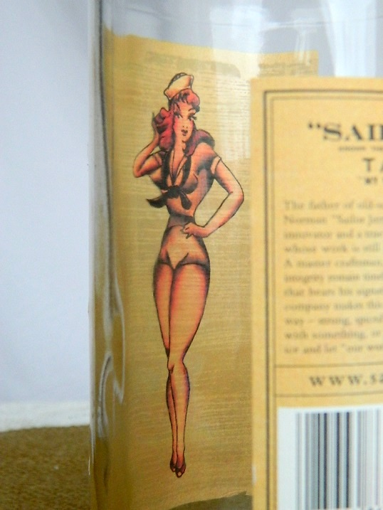 Tattooed Martha - Sailor Jerry Pin-Up Ornaments and Gift Tags (10)