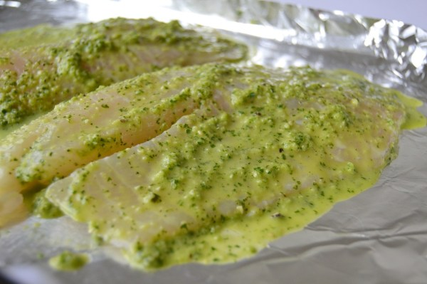 Tattooed Martha - Spicy Cilantro Lime Tilapia (4)